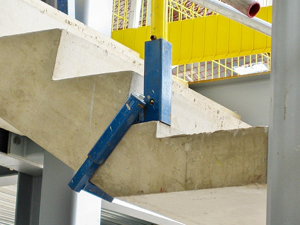 Stair Guard J Safe Ltd Temporary Leading Edge
