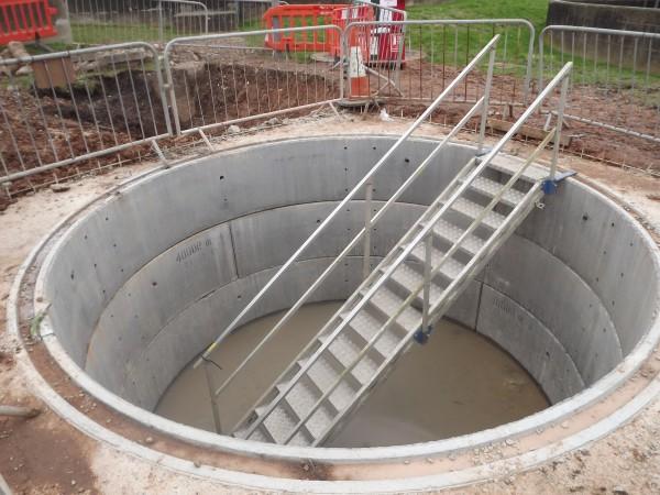 j-safe_aluminium access stair