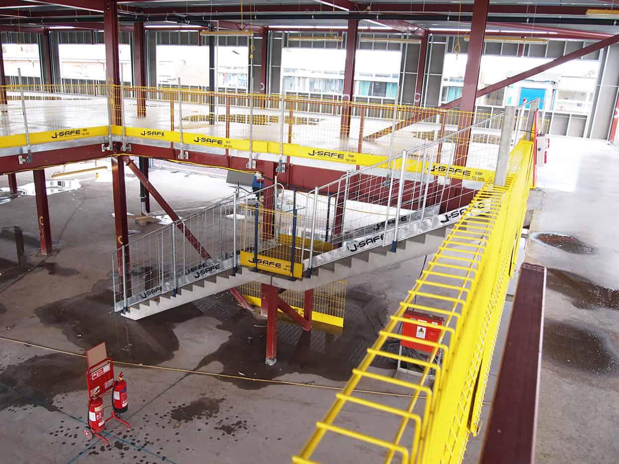 Stairguard J Safe Ltd Temporary Leading Edge