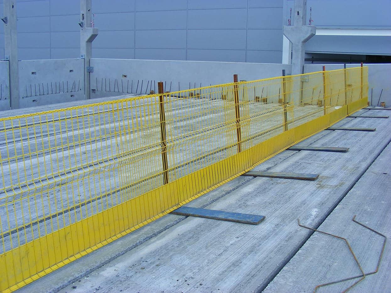 Freestanding On Civils J Safe Ltd Temporary Leading