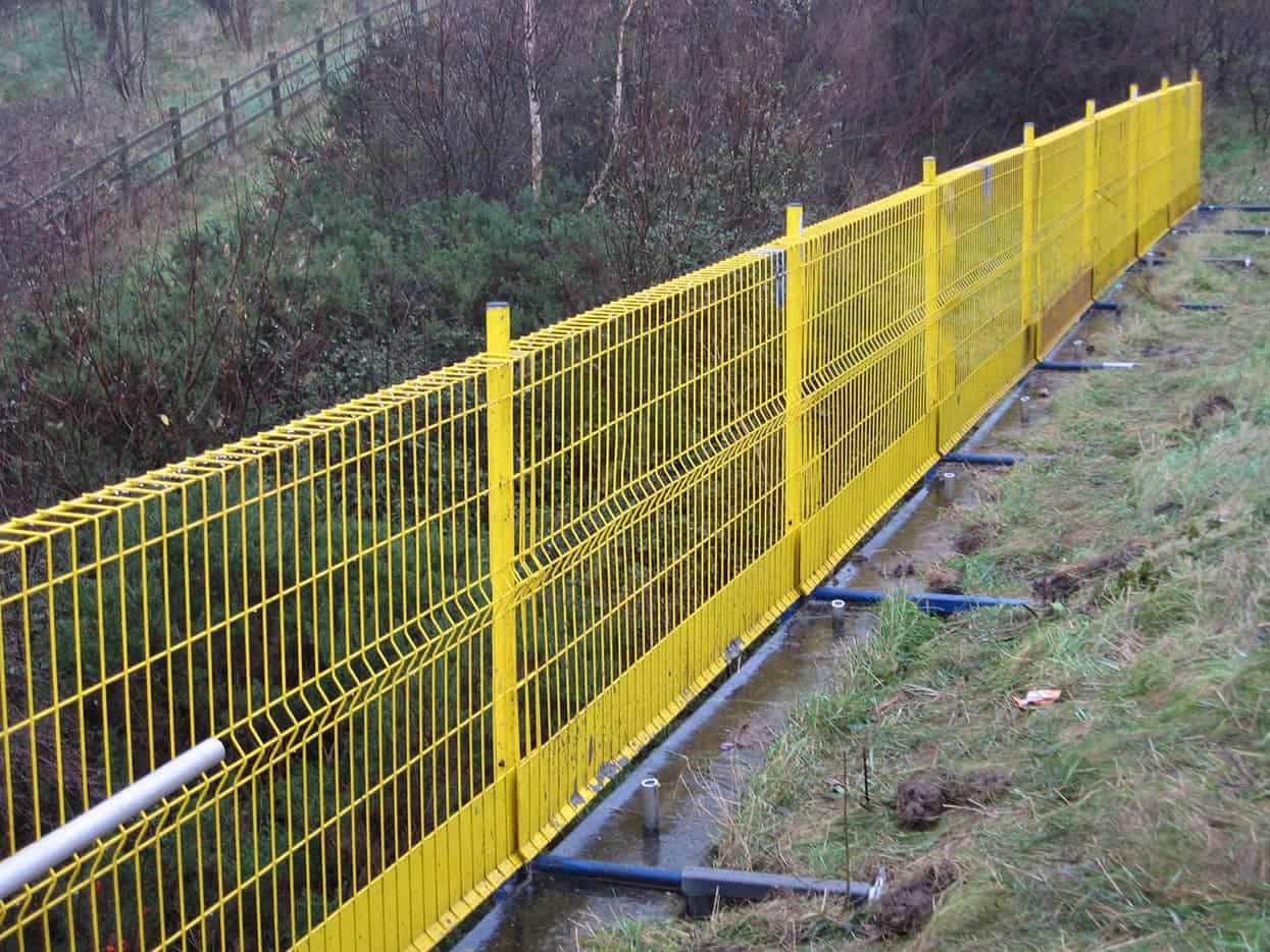 Walls Amp Shafts J Safe Ltd Temporary Leading Edge