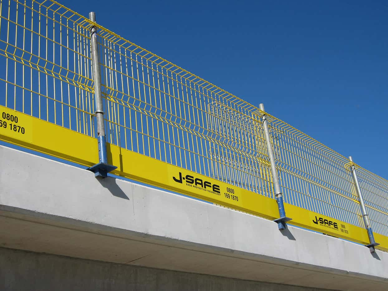 Bridges J Safe Ltd Temporary Leading Edge Protection