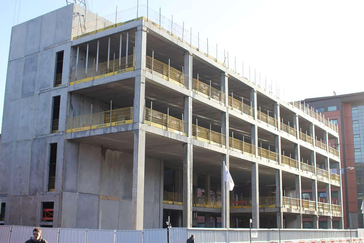 Precast Concrete J Safe Ltd Temporary Leading Edge