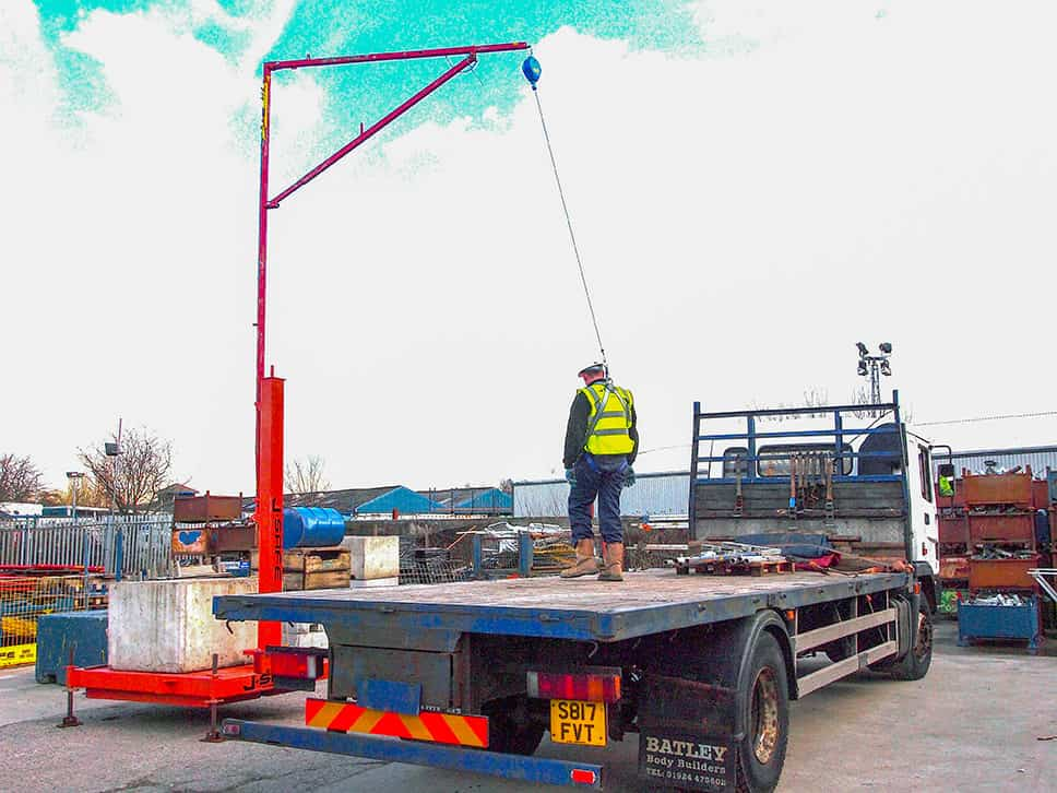 Trailer Safe J Safe Ltd Temporary Edge Protection Systems