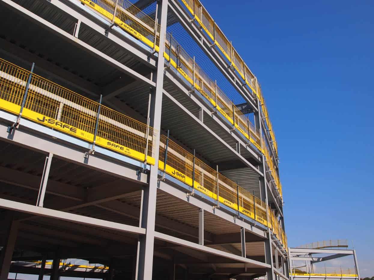 Steelsafe J Safe Ltd Temporary Leading Edge Protection